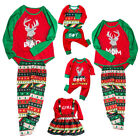 CHRISTMAS FAMILY MATCHING PAJAMAS PJS SET DAD MUM BOY GIRL BABY XMAS SLEEPWEAR