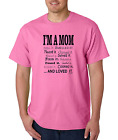 Unique T-shirt Gildan I'm A Mom Mother Mommy Seen Smelled Heard It All