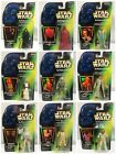 STAR WARS POWER OF THE FORCE POTF 2 GREEN CARD ACTION FIGURES 1996 KENNER VTG $10.0 USD on eBay