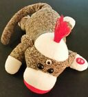 2015 Westminster LOL Rolling/Laughing Rollover Sock Monkey, Battery Operated