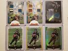 Marqise Lee 6 Card Rookie Lot With 3 Autos