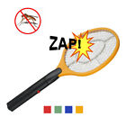 Handheld Bug Zapper Tennis Racket Electronic Fly swatter Mosquito Insect Bat -US