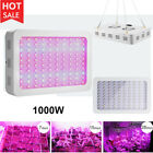 1000W LED Grow Light Double Chips Full Spectrum for Hydroponic Indoor Plant Lamp