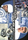 2001 Fleer Game Time Double Trouble Colts Card #3 Peyotn Manning/Edgerrin James