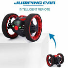 2.4GHz Wireless Remote Control Jumping Car RC Rotation Bounce Robot Toy Kid Gift
