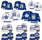 Toronto jersey 34 Auston 16 Mitch Marner 29 william nylander 91 John Tavares H