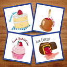Cant Eat Just One! - 15 Machine Embroidery Designs