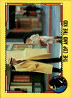 1990 Dick Tracy Non-Sport Card #40 The Cop and the Kid