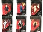 Star Wars: The Black Series Leia, Finn, Jyn Erso, Han Solo, Rey, Captain Phasma $9.34 USD on eBay