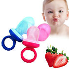 LX_ LC_ Nipple Fresh Food Milk Nibbler Feeder Feeding Baby Chew Infant Pacifie