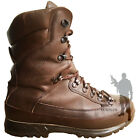 KARRIMOR SF Brown Army Combat Boots GORETEX COLD Wet WEATHER Leather Boots - 104027