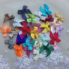 Внешний вид - 20 Satin Mini Gift Bows, Shower Gift Bows Wedding Gift Bows Ornament Topper