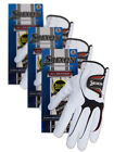 Srixon All Weather Pack Of 6 Golf Gloves - White