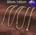 80cm-140cm Gold Chain Necklace For Harmony Ball Pendant Angel Caller Lockets New