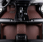Car floor mat Fits For Infiniti QX80 2014~2017 Easy to clean odorless  cheap