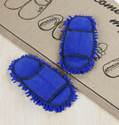 1Pair Creative Floor Shoes Mop Slipper Lazy Quick Polishing Cleaning Dust Unisex