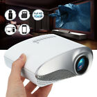 3D Full HD 1080P Mini LED Multimedia World Cup Home Theater Projector HDMI COOL