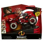 Disney Pixar: The Incredibles 2 Elastigirl and Elasticycle Toy