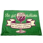 Kitchen Cooking Tea Towels Ive Got 99 Problems Drink Some Wine Cooking Cleaning