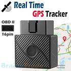 OBD II GPS Tracker Real-Time OBD2 Vehicle Car Truck Tracking Device Locator