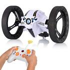 2.4GHz Wireless Remote Control Jumping RC Toy Cars LED Bounce Car Kids Gifts US
