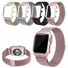 Milanese Loop Strap Magnetic Stainless Band Cover For Apple Watch Series 1/2/3/4