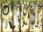 7x5ft Where The Wild Things Are Backdrop Wild One Party Banner Background
