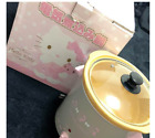 Very Rare Sanrio Hello Kitty Electric cooked pot SLOW COOKER New Japan F/S