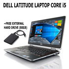 Dell Latitude i5 Laptop 14.1