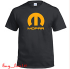 MOPAR VINYL LOGO BLACK TEE SHIRT    FREE SHIPPING $13.0 USD on eBay