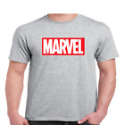 Marvel Logo T Shirt Men's and Youth Sizes image
