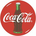 Coca Cola Coke Circle Logo Vinyl Decal / Sticker 5 Sizes!!! $9.99  on eBay