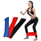 Hip Circle Band Fitness Elastic Band Hip Lift Resistance Anti-slip Yoga Band  Dt