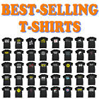 Dogs Funny Novelty T-Shirt Mens tee TShirt - SUPER MENS - K1