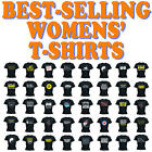 Birthday Funny Novelty Tops T-Shirt Womens tee TShirt - SUPER WOMENS - I1