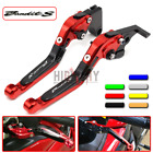 CNC Adjustable Brake Clutch Folding Extend Levers for Suzuki GSF650 BANDIT 2007