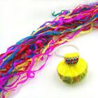 Kyпить 10pcs Streamer multicolor spider thread werfen 30heads Zaubertricks на еВаy.соm