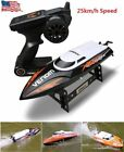 Udirc RC Boat 2.4Ghz Remote Control High Speed 25km/h RC Electric Boat Speedboat
