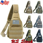 Men Shoulder Bag Messenger Bags Hamburg Chest Pack Military Tactical Bag Us