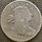 1797 Large Cent Draped Bust One Cent 1c #6062