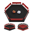 Burst gyro arena disk exciting duel spinning top beyblades launcher stadium F8
