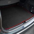 Jeep Cherokee Boot Mat (2004 - 2008) Black Tailored