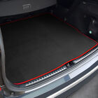 Kia Carens III 5 seats/7 seats Boot Mat (2006+) Black Tailored