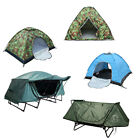 Внешний вид - 2 4 Person Man Family Tent Camping Backpacking Hiking Traveling Fishing Shelter