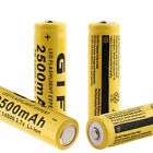 18650/ 14500/ 16340/ 26650 2300/ 2500/ 8800/ 9900/ 9800mAh Flashlight Li-ion Battery BU