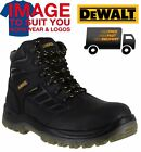 DeWalt Hudson - Mens Waterproof S3 Safety Boots - Steel Toe Midsole Size 6-12