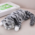 Electric Cat 30cm Funny Simulation Electric Cat Roll Plush Animals Cats Toys Kid
