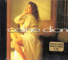 CELINE DION VERY RARE Australian Self-Titled LIMITED EDITION BONUS 2 CD