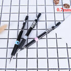 Automatic Pencil 0.7-0.5mm HB Color Office Supplies Drawe Pen Student Pencil%%