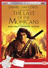 The Last of the Mohicans (DVD, 2001, Sensormatic Anamorphic Widescreen/ DTS)NEW